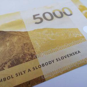Pamätná slovakovka - Slovenské svetové unikáty - Kamzík 1/10