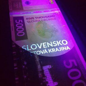 Pamätná slovakovka - World capital cities - Bratislava (Slovakia) 1/200